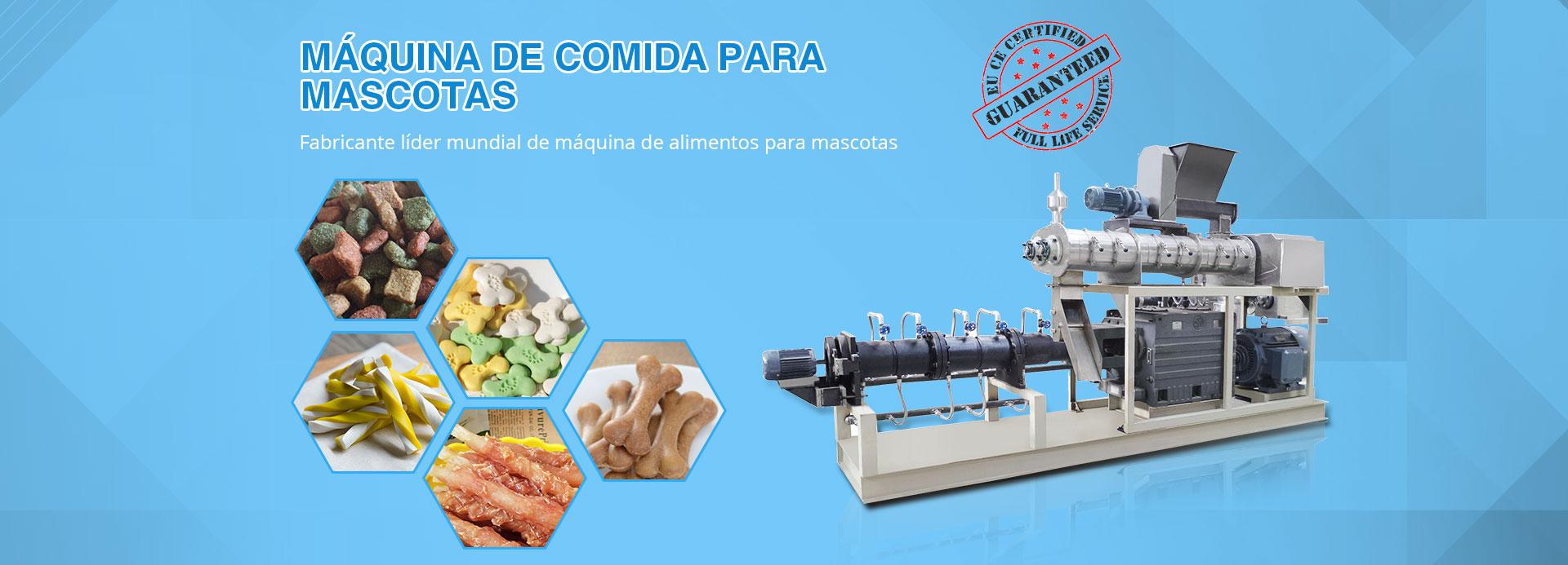 Máquina de alimentos para mascotas