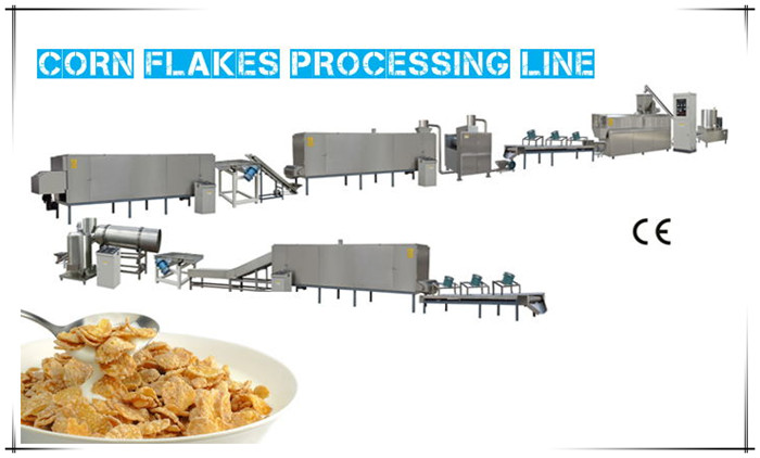 Corn Flakes Equiment