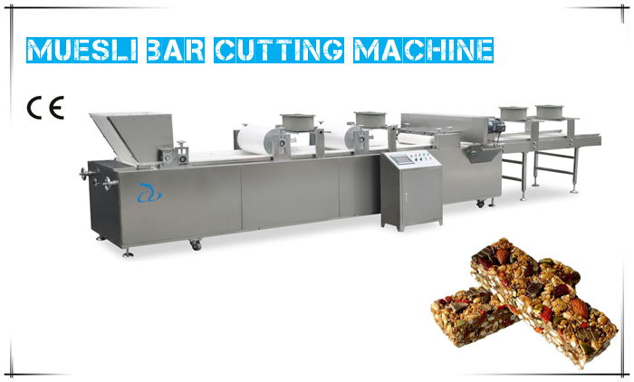 Muesli Bar Cutting Machine