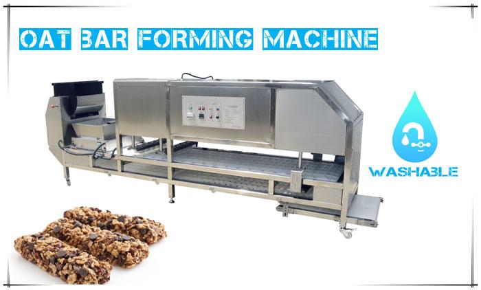 Oat Bar Forming Machine