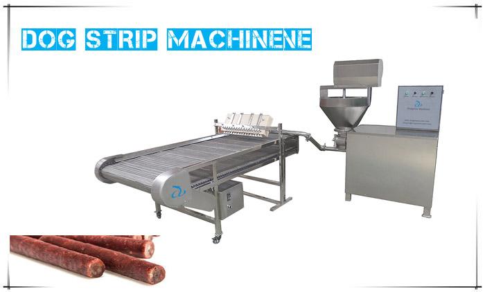 Dog Strisps Machine